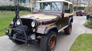 jeep golden eagle interior 1979 original jeep cj 7 golden eagle 304 v8 ramsey winch