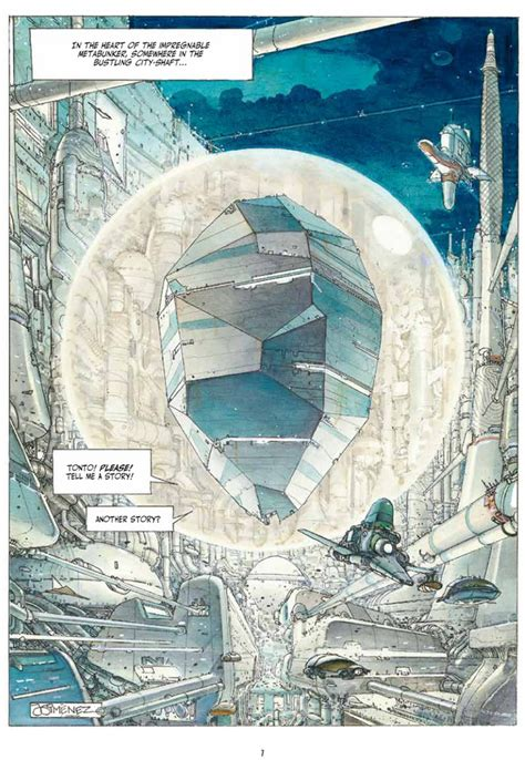 the metabarons the sf site nexus graphica by rick klaw