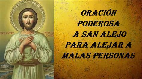 san alejo oracion para alejar malas lenguas enemigos oracion san alejo bing images