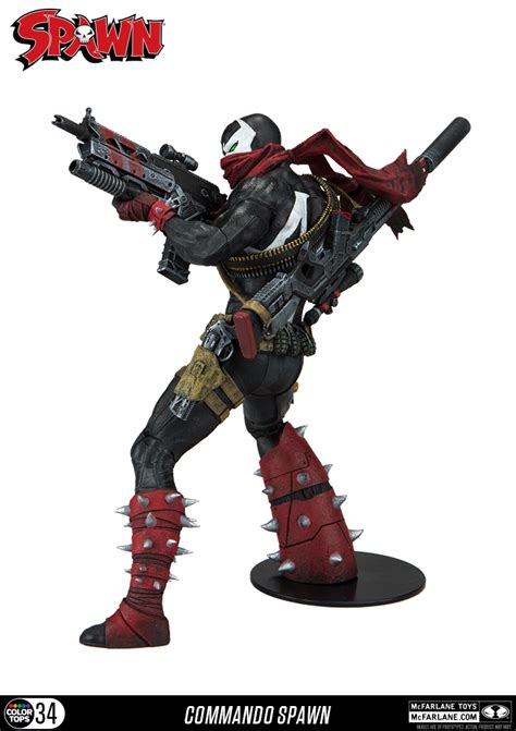 Mcfarlane Spawn Commando Series 32 commando spawn