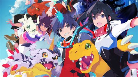 Ps4 Digimon World Next Order Reg 3 digimon world next order coming to ps4 in 2017 update polygon