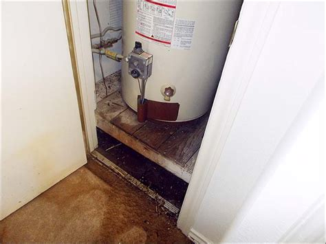 Small Water Heater Leak Causes And Prevention Of Water Heater Leaks And Overflows
