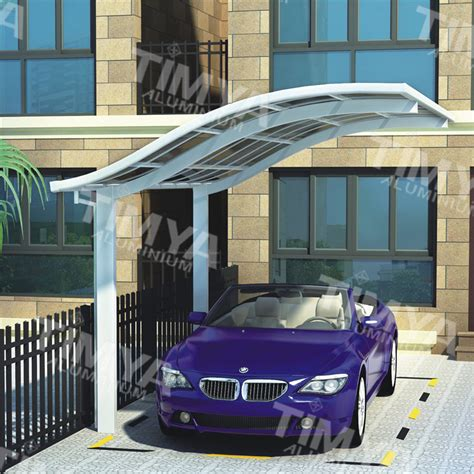 Aluminum Frame Carport by 2015 China Aluminum Frame Carport Canopy Roofing Material