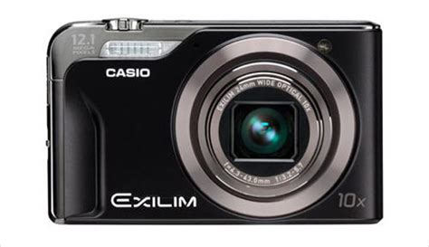 New Casio Exilim Cosies Up To Technology by Coolest New Gadgets Casio Exilim Ex H10 Superzoom