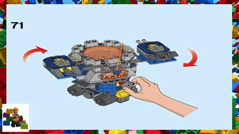 Lego 70322 Nexo Knights Axls Tower Carrier lego nexo knights 70322 axl s tower carrier