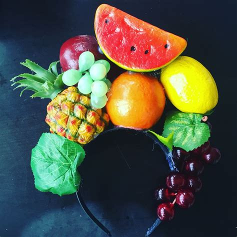 fruit headdress 8 best images about costumes on