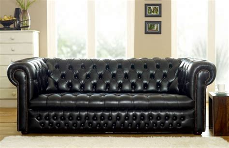 Ludlow Compact Chesterfield Sofa The Chesterfield Company with Ludlow Compact Chesterfield Sofa The Chesterfield Company
