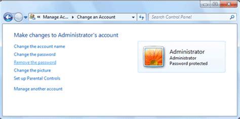 software reset admin password windows 7 how to reset windows 7 administrator password by yourself