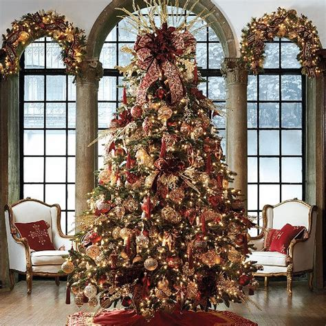 fancy christmas tree christmas pinterest