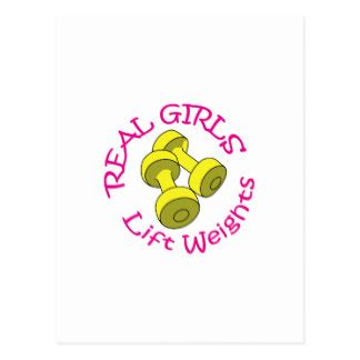 Weight Of A Gift Card - weight lifter cards zazzle