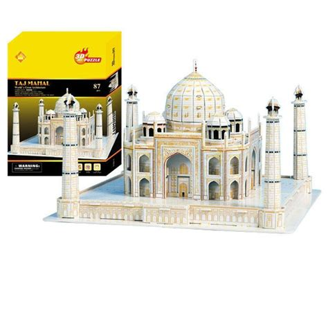 aliexpress mahal 3d puzzle model india taj mahal 3d model children s toys