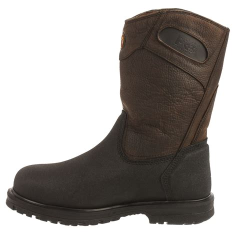 timberland pro series boots timberland pro series powerwelt wellington work boots for