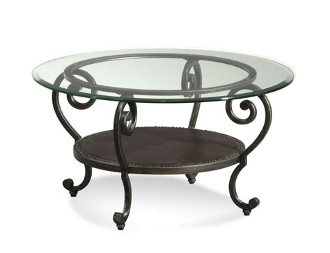 coffee tables ideas top glass and metal coffee