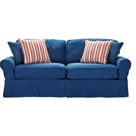 blue jean sofa denim sofa ikea couch sofa ideas interior design