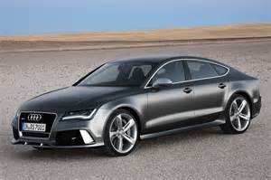 2014 audi rs 7 front side view photo 2