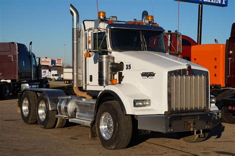 used 2010 kenworth t800 daycab for sale 542241