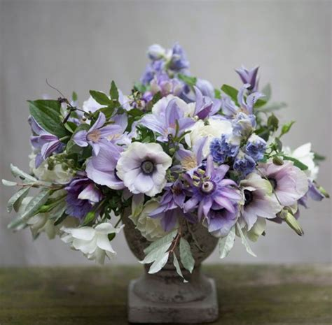Best 20 Delphinium Wedding Flower Arrangements Ideas On Purple Flower Arrangements Centerpieces