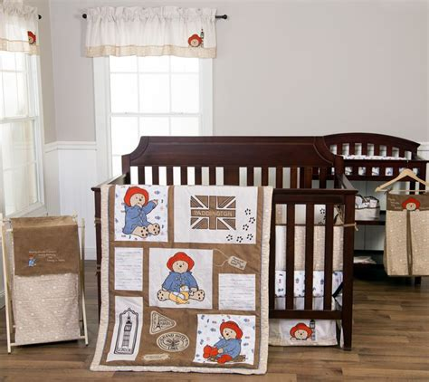 paddington crib bedding and accessories at the trendy bed