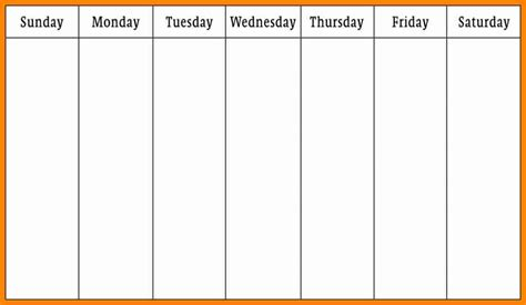 4 two week calendar template exclusive resumes