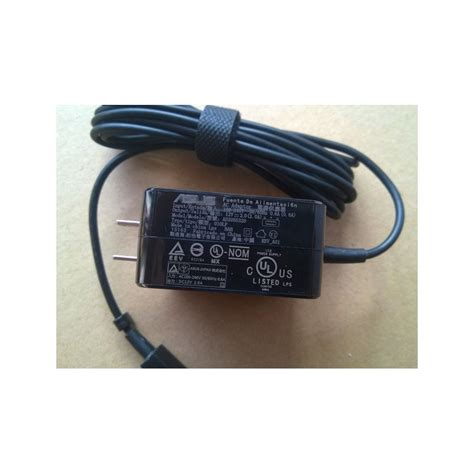 Charger Adapter Asus 2a genuine asus c201 c100 c100pa 12v 2a 24w m power