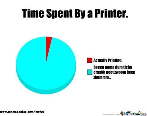 Printer Meme - printers by mohzy meme center
