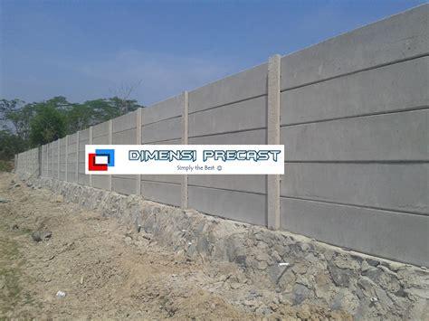 harga pattern concrete indonesia jual pagar panel beton pracetak harga murah cikarang oleh