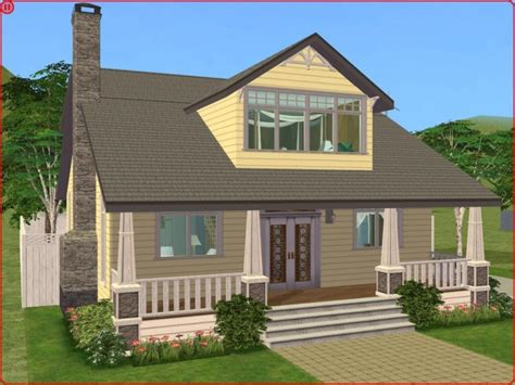 Victorian Style Bedrooms mod the sims 2 bedroom lemon craftsman bungalow