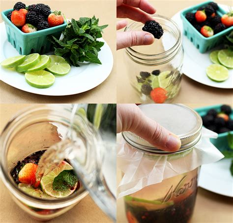 Lime And Mint Detox by 4 Diy Detox Waters