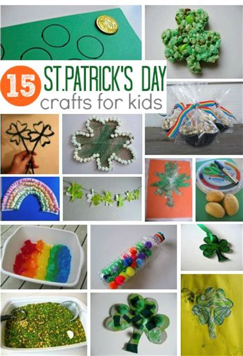 st s day crafts for 15 st s day crafts for