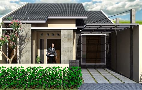 Model Kanopi Rumah Minimalis   Design Rumah Minimalis