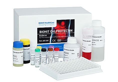gastropanel test biohit calprotectin elisa kit biohit healthcare