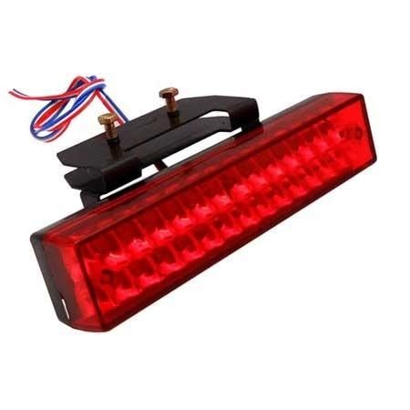 Lu Rem F1 Merah Segitiga baru sticker lu led disco equalizer