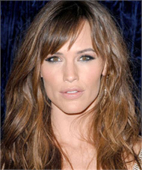 side swept bangs middle part the best spring cuts for your face shape