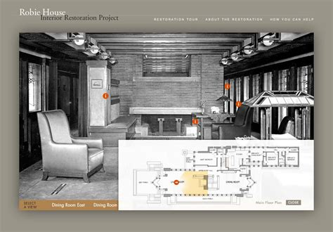 robie house interior robie house interior restoration project house and home design