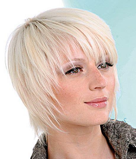 freche kurzhaarfrisuren fuer feines haar hair cuts