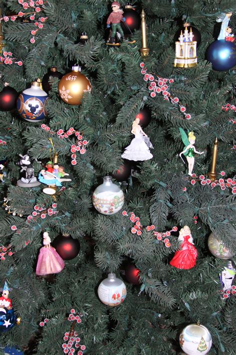christmas tree decorations the enchanted manor