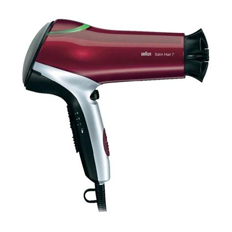 Braun Satin Hair Dryer 7 Review by Braun Satin Hair Dryer Hd 770 Free Uk Delivery