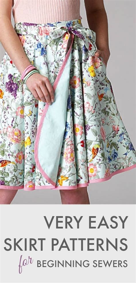 easy skirt pattern beginning sewer here are some easy skirt patterns that