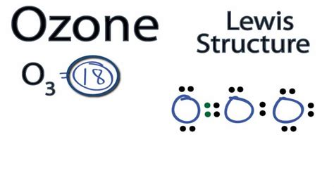 electron dot diagram youtube ozone lewis structure how to draw the lewis structure for