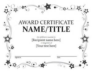 prize certificate template free a looking certificate brochure template to create