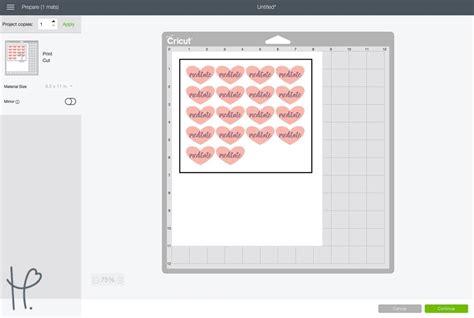 printable planner stickers for cricut custom planner stickers with cricut print cut tutorial