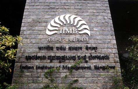 Iim Bangalore Part Time Mba Review by Indian Institute Of Management Bangalore Iimb Bangalore