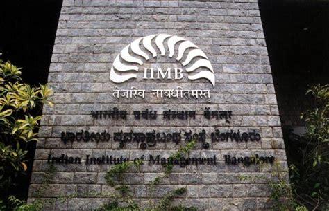 Iim Bangalore Distance Learning Mba by Indian Institute Of Management Bangalore Iimb Bangalore