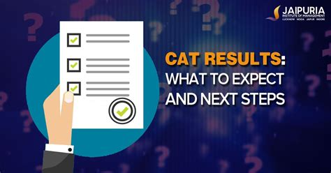 What To Expect At An Mba by Cat Results What To Expect And Next Steps Best Mba