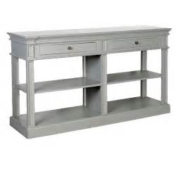 Console Buffet Table Delivery