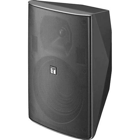 Speaker Toa Indoor Toa F 2000bt Indoor 70 7v 60 Watt 2 Way Speaker Black
