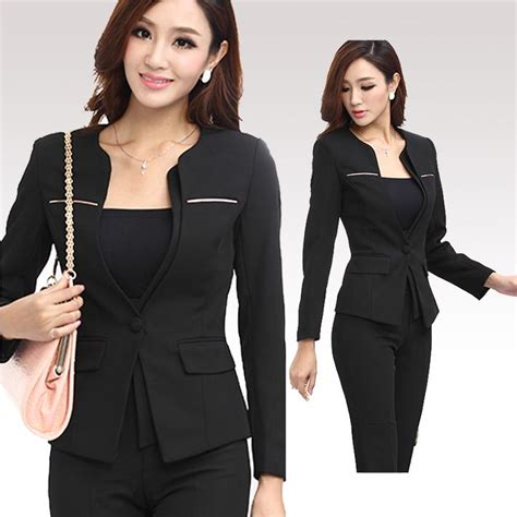 female work suits 2014 2017 2014 new fashion female business suits sets for women