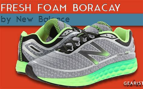 Harga New Balance Fresh Foam Boracay new balance fresh foam boracay review gearist