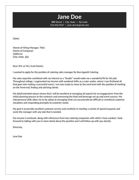 best sales customer service advisor cover letter examples livecareer
