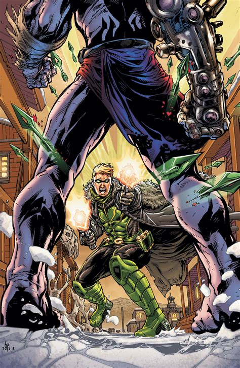Green Arrow 9 silverwolf s den green arrow 9 moar powah